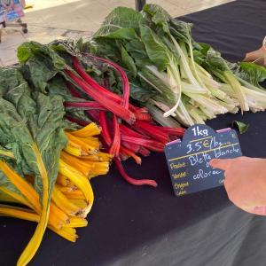 コート・ド・ブレッツという、取っ付き難そうな野菜の調理法
