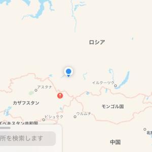 8.31 シベリア鉄道何日目だっけ?そろそろ飽きがきそう