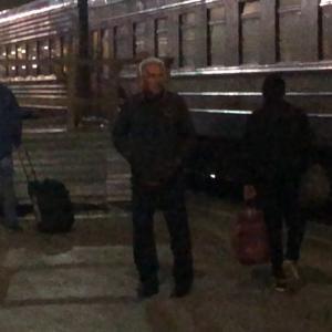 9.1 シベリア鉄道6日目。暇すぎる。