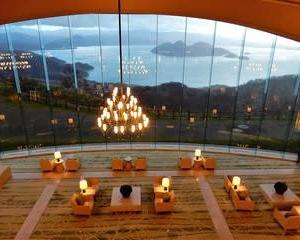 登別温泉・第一滝本館 & 洞爺湖・ザ・ウィンザーホテル洞爺  JALどこかにマイル第2弾(その2)