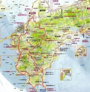 四国・足摺岬‐四万十川‐四国カルストを巡る旅