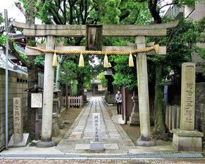 大阪市阿倍野、北畠界隈の歴史探訪(その2 阿倍王子神社と安倍晴明神社)