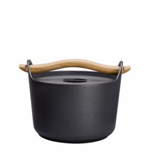 カモメ食堂で使われていた鍋が個性的で可愛かったのでご紹介!