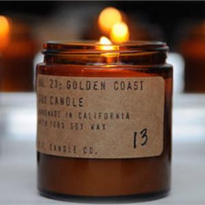 ソイキャンドルの魅力! P.F.Candle Co のナチュラルなキャンドルで癒されよう!