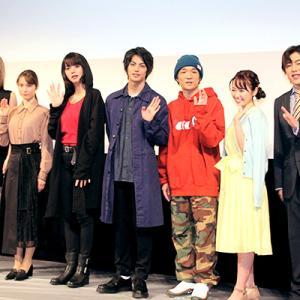 神尾楓珠と池田エライザがイラスト対決!『左ききのエレン』制作発表