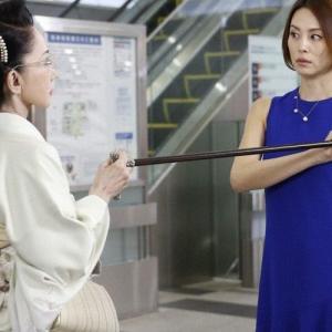 看護師界のドン(岩下志麻)、未知子(米倉涼子)と再会!相変わらずのカタブツぶりで露出の多い服装を指摘