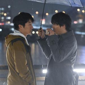 """雨の中、田中圭を山崎育三郎が抱きしめる…『おっさんずラブ』に""""嵐を呼ぶ男""""が参戦"""