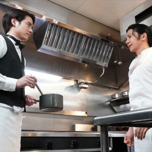 5・31『美食探偵』でシェフ(武田真治)と野中(赤楚衛二)がメインのオリジナルストーリーを放送