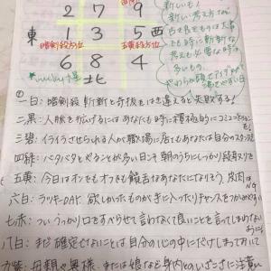 ★おやすみ前のノートから  11月25日(月)新しいことを恐れないで★