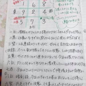★おやすみ前のノートから  12月3日(火)我欲よりも奉仕精神が運氣アップ★