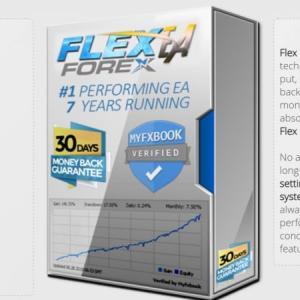 Forex Flex EA 海外EAレビュー