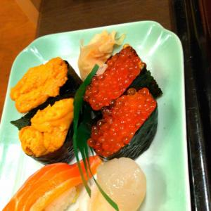 寿司ディナー
