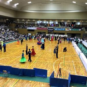 《競技会》ダンススポーツグランプリin仙台を見て来ました