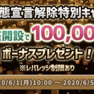【2020年6月2日更新】is6com新規口座開設ボーナス10万円!