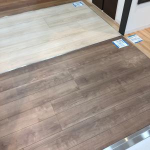 ダイケンショールーム 床材・建具