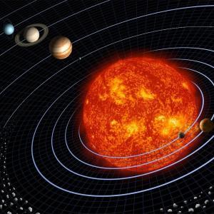 【4】惑星の運動【物理解説】