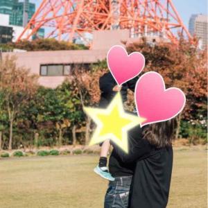 【東京】家族写真@芝公園・東京タワー