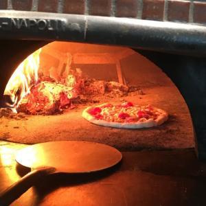 大阪の枚方で子どもとピザ作り体験!本格石窯でピザを焼いてきましたよ。
