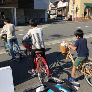 子どもと京都の世界遺産めぐりするならレンタサイクルで決まりです。