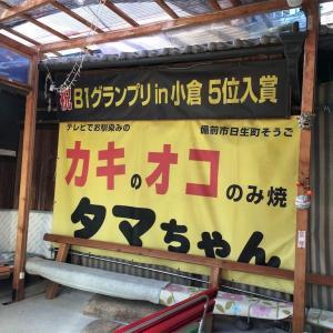 「カキオコ」食べるなら日生(ひなせ)のタマちゃんへ行ってみよう!