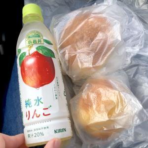 茶ぱんと台風厨房とゴディバとなか卯+α