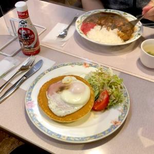 佐藤洋菓子店と東亜珈琲館とメシケン