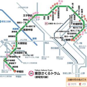 東京さくらトラム(都電荒川線)新年会@北とぴあ ハーモニカ8回目