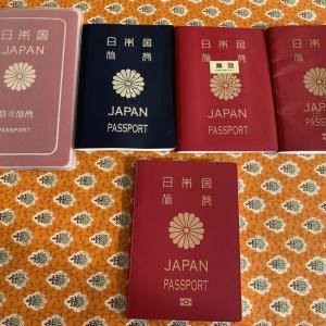 海外旅行の記録 20世紀のHP