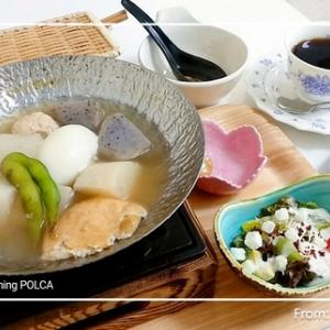 9/10NEW OPEN★【 cafe&dining POLCA 】さんでびっくりモーニング【岡崎市】