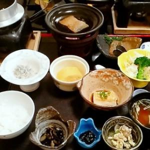 旅行の朝はThe和食(1泊目)【いろは旅行記 巻十-⑧】