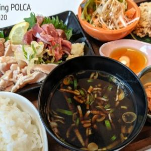 【 cafe&dining POLCA 】さんで昼呑みランチ【岡崎市】