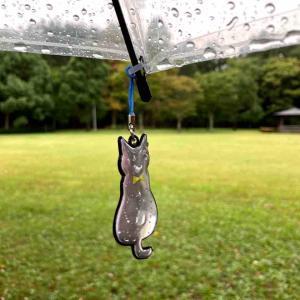雨の日に、、