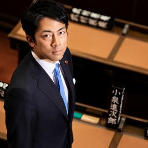 【衝撃】初入閣となった未来の総理候補、自民党・小泉進次郎の前世は、新選組一の剣の使い手だった。