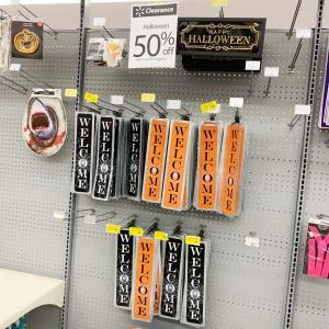 Walmart ハロウィンのクリアランス