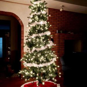 クリスマスツリーの行方