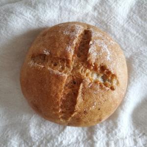 米粉のカンパーニュ作りで分かったこと