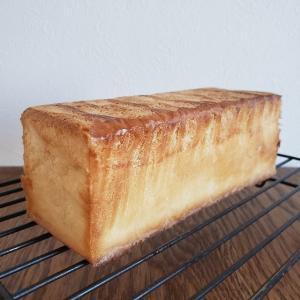 5倍発酵?ミニ食パン、外見は綺麗だけど・・・