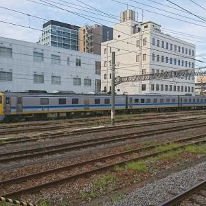 沼津駅であったキヤ95