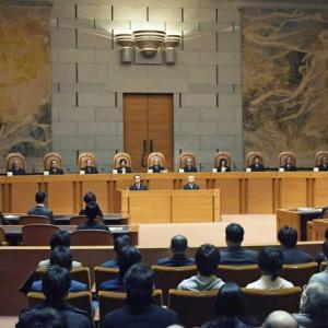 日本司法制度の怪 江戸の司法制度