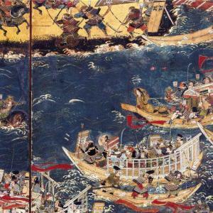「清和源氏」はありえない 足柄山の金太郎は源氏 平家は源氏を奴隷として輸出していた