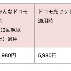 『新』 docomo料金プラン 図解あり徹底解説