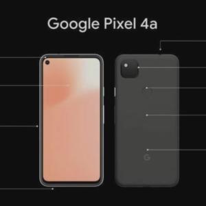 「Pixel(ピクセル)シリーズ」新発売のPixel 4a  Pixel 4の半額以下!! でもスペックそのまま!?