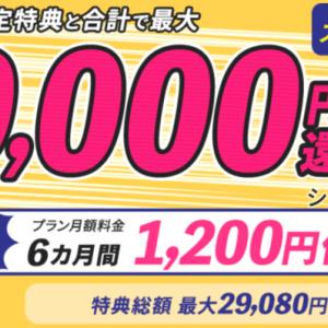 格安スマホ BIGLOBE編 11/4〜 新キャンペーンSTART!! 節約ライフにむけて毎月の固定代を見直そう!!