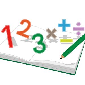 算数の教科で計算以外の問題も学校で出ることがわかった長男君