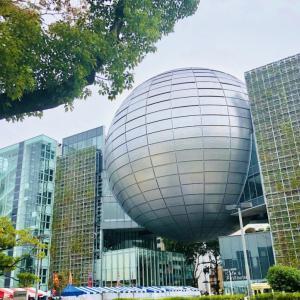 名古屋市科学館で、星を見たり、体験したり。