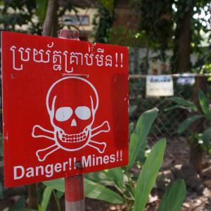 #41 地雷の値段って知ってる? カンボジア(8)