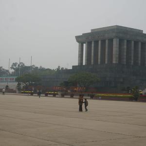 #56 首都ハノイへ ベトナム(12)