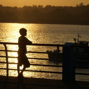 #70 田舎町パアンを街ブラ ミャンマー(2)