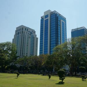 #73 ヤンゴンは都会だった ミャンマー(5)