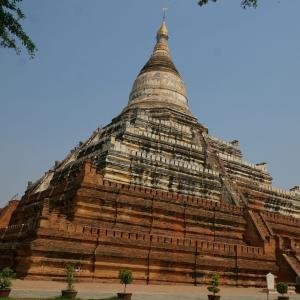 #78 世界三大仏教聖地!バガン仏跡群を駆ける! ミャンマー(10)